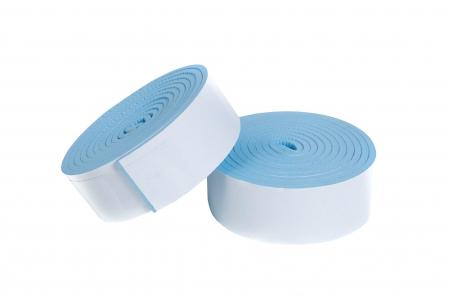 SET 2 benzi protectie multifunctionale plate bleu, 3.5x0.4x200 cm