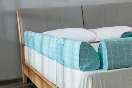 Aparatoare pat copii 180 cm - spuma cu memorie6