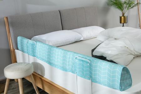 Aparatoare pat copii 180 cm - spuma cu memorie1
