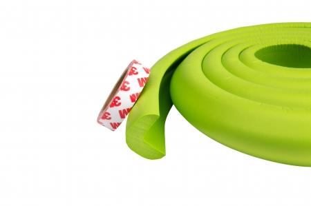 Banda protectie groasa pentru muchii si margini 3.5x1.2x200 cm - Diverse culori1