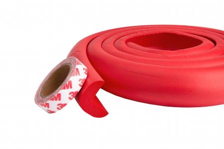 Banda protectie groasa pentru muchii si margini, 3.5x1.2x200 cm, diverse culori1