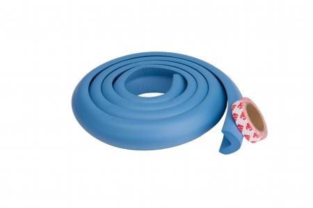 Banda protectie groasa pentru muchii si margini 3.5x1.2x200 cm - Diverse culori0