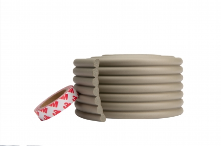 Banda protectie lata multifunctionala, 8x0.8x200 cm, gri1
