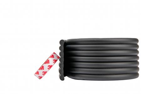 Banda protectie lata multifunctionala, 8x0.8x200 cm, negru1