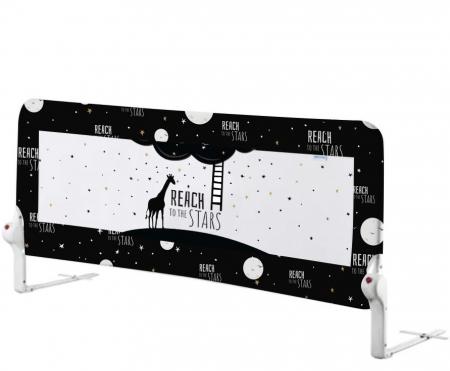 Margine de pat pentru siguranta, rabatabila, inaltime 48 cm, Galaxy, Diverse dimensiuni [0]