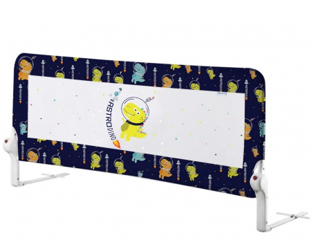 Margine de siguranta pentru pat, rabatabila, inaltime 48 cm, Astro, Diverse dimensiuni [0]