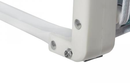 Margine de siguranta pentru pat, rabatabila, inaltime 48 cm, Astro, Diverse dimensiuni [3]