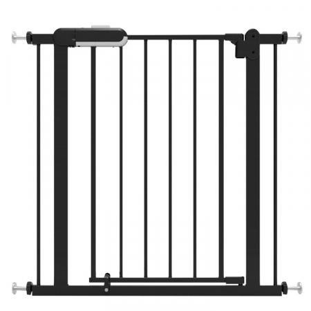 RESIGILATA, Poarta de siguranta pentru copii, 76-82 cm, siguranta dubla M20