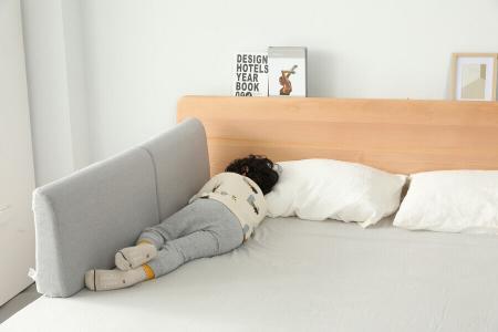 Protectie pat copil, pliabila si super portabila, H 30 cm, Diverse dimensiuni [0]