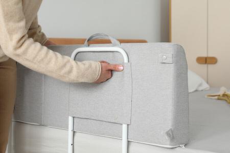 Protectie pat copil, pliabila si super portabila, H 30 cm, Diverse dimensiuni [8]