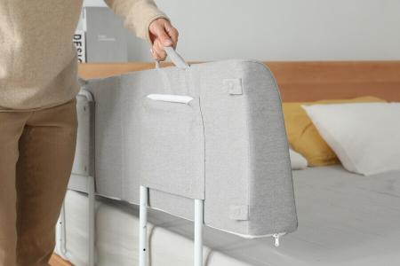 Protectie pat copil, pliabila si super portabila, H 30 cm, Diverse dimensiuni [9]