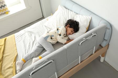 Protectie pat copil, pliabila si super portabila, H 30 cm, Diverse dimensiuni [3]