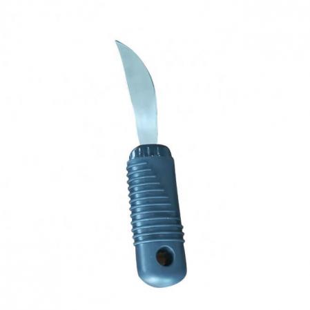 Set tacamuri ergonomice pentru batrani si persoane cu artrita, Parkinson, stransoare slaba, 21 x 4 cm [2]