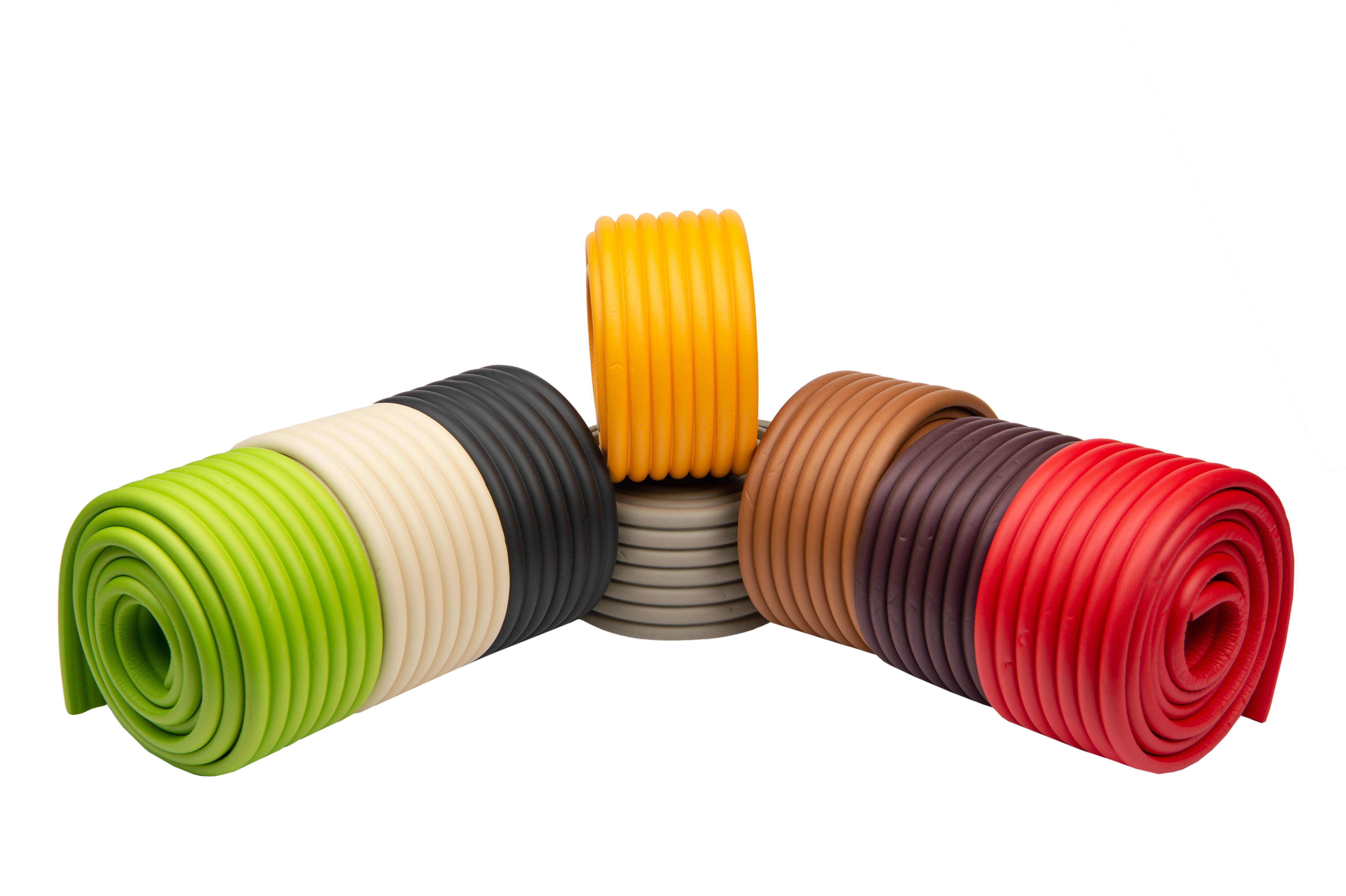 Varietate de culori pentru benzi de protectie multifunctionale pentru mobilier