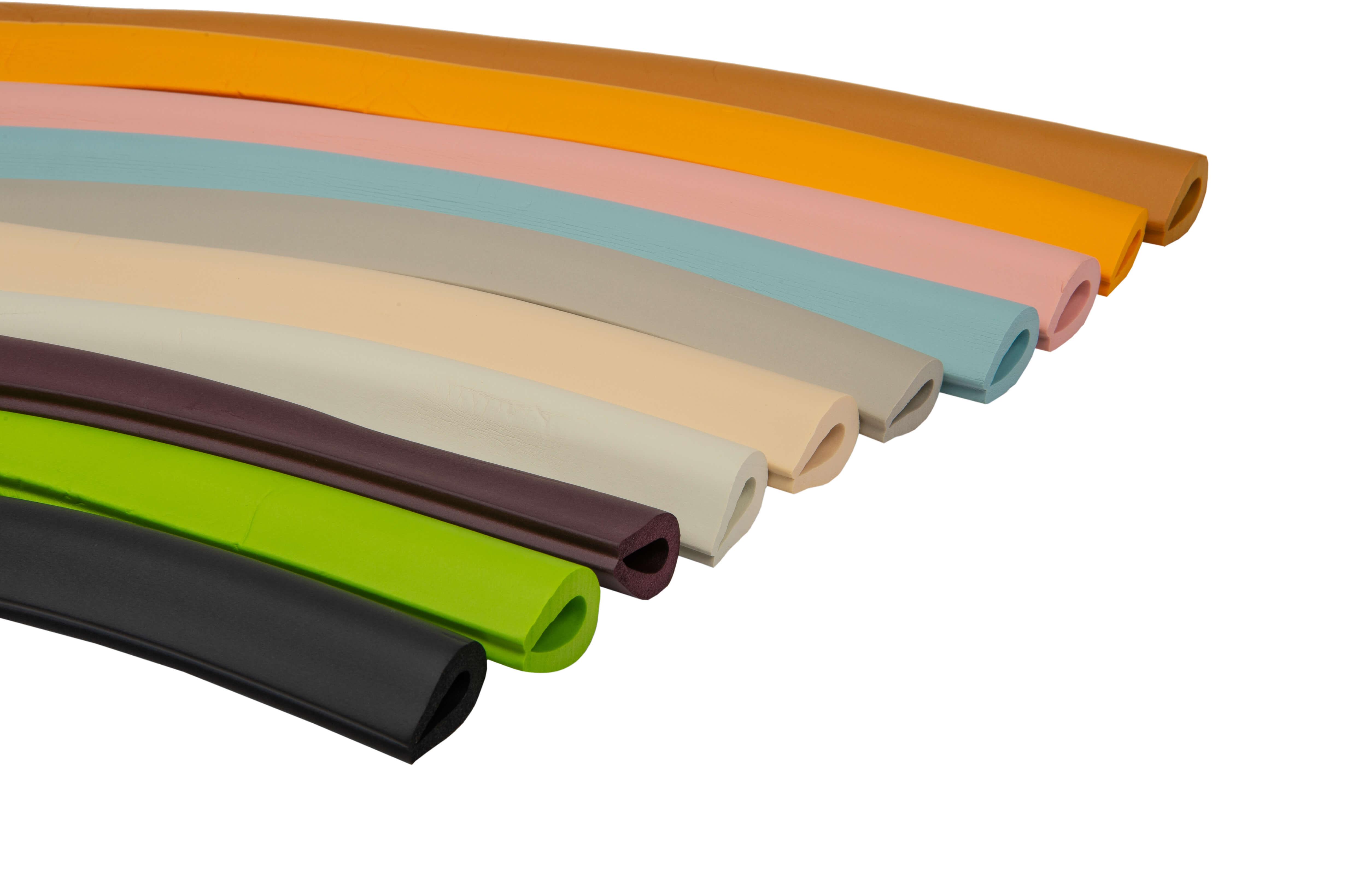 Benzi de protectie pentru muchii de mobilier intr-o varietate de culori