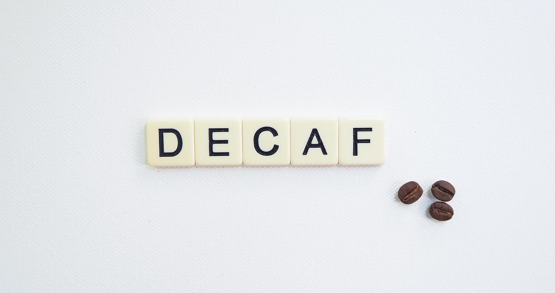 Ce înseamnă cafea decofeinizată?