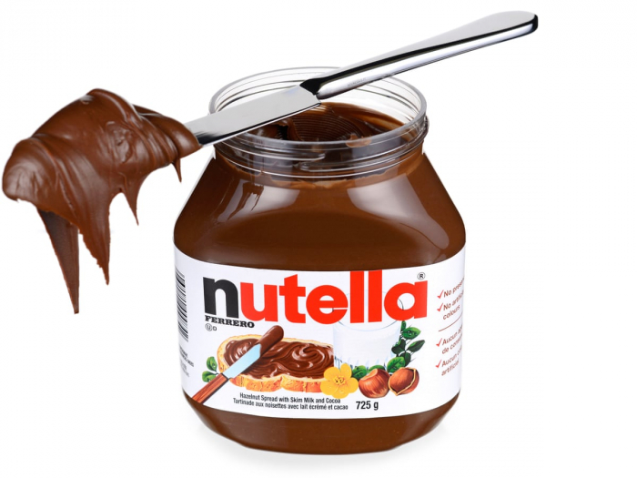 NUTELLA Crema de Ciocolata si Alune 750g [1]