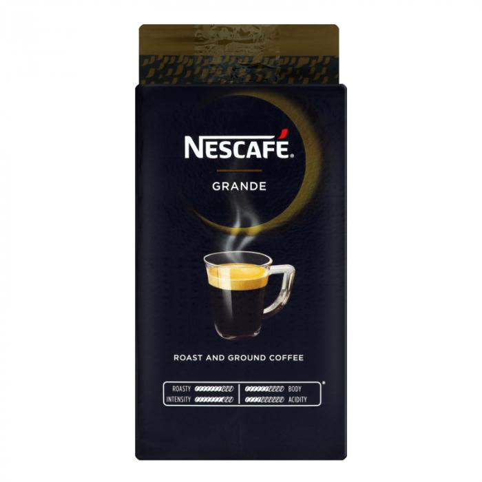 NESCAFE Grande Cafea Măcinată 500g [0]