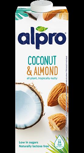 ALPRO Bautura (Lapte) din Cocos & Migdale pentru Cafea 1L [0]