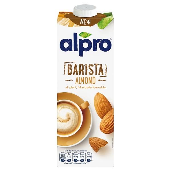 ALPRO Barista for Professionals Bautura (Lapte) din Cocos & Migdale pentru Cafea 1L [0]