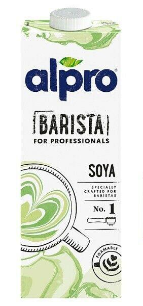 ALPRO Barista for Professionals Bautura (Lapte) din Soia pentru Cafea 1L [0]
