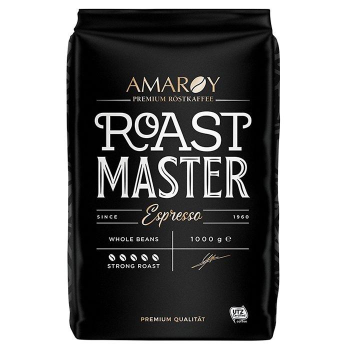 AMAROY Roastmaster Espresso Cafea Macinata 1Kg [0]