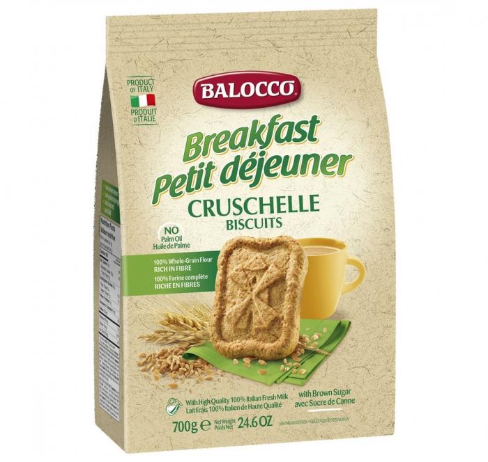 BALOCCO Biscuiti cu Faina Integrala Cruscelle 700g [0]
