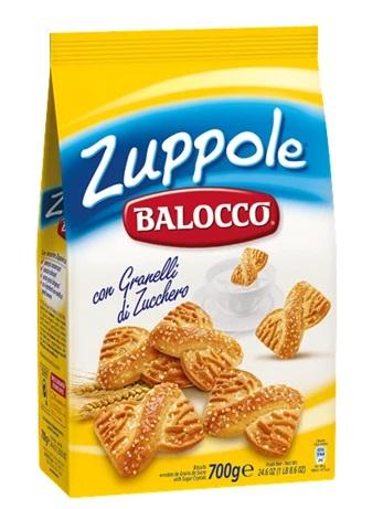 BALOCCO Biscuiti cu Lapte Zuppole 700g [0]