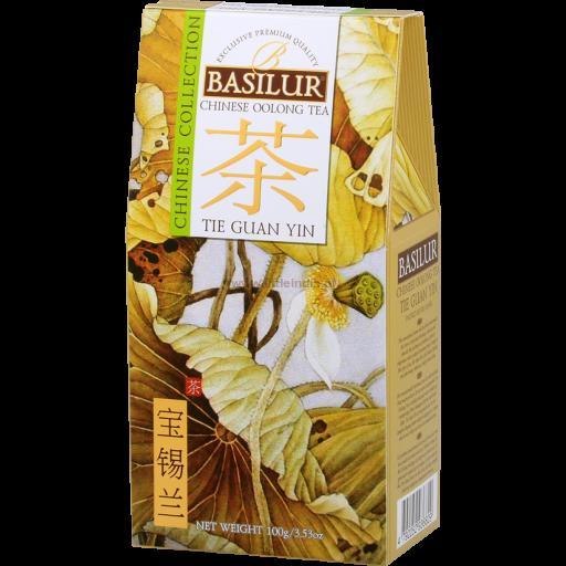 BASILUR Guan Yin Ceai Verde Refil 100g [0]