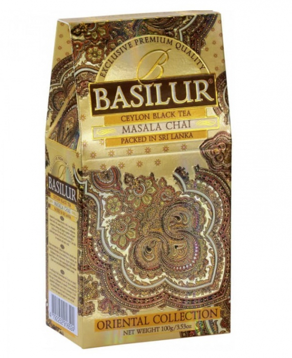 BASILUR Oriental Collection Masala Chai Refill 100g [0]