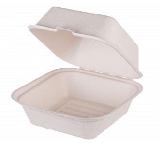 BIODECK Caserole cu Capac Biodegradabile 25buc [0]