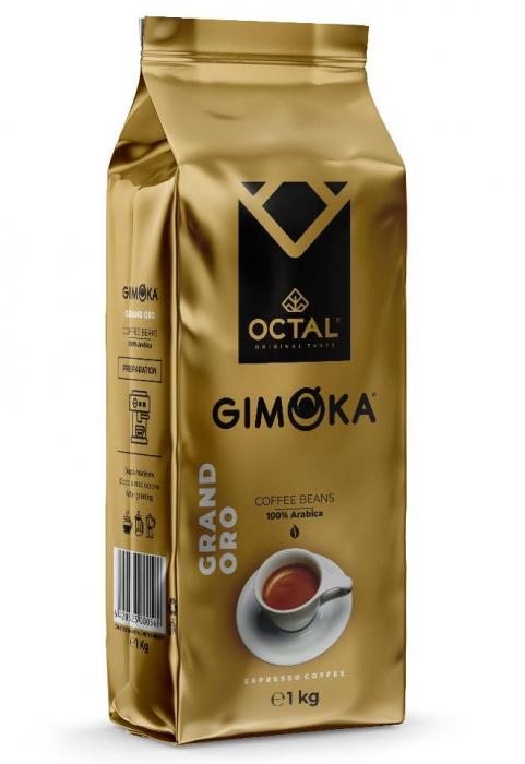 GIMOKA Grand Oro Cafea Boabe 1Kg [0]