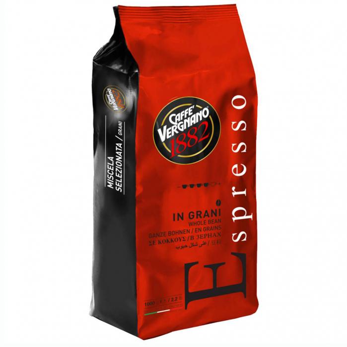 CAFFE VERGNANO Espresso Cafea Boabe 1kg [0]