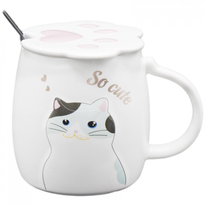 Cană din Ceramică pentru Ceai și Cafea [0]