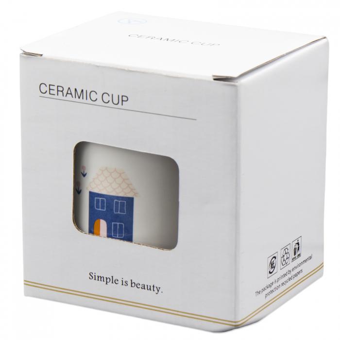 Cană din Ceramică pentru Ceai și Cafea [1]