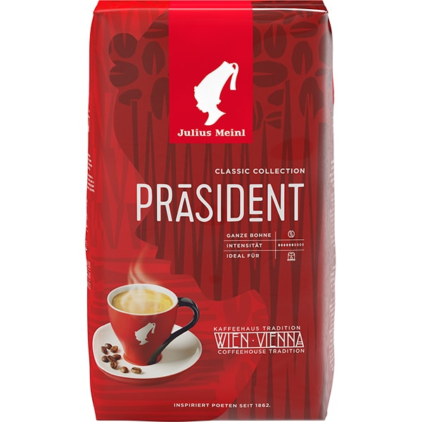 JULIUS MEINL Prasident Classic Collection Cafea Boabe 1Kg [0]