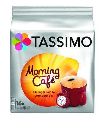 TASSIMO Morning Cafe Capsule cu Cafea 16buc 124.8g [0]