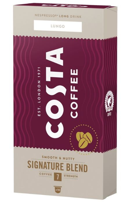 COSTA Espresso Signature Blend Capsule Nespresso 10buc [0]