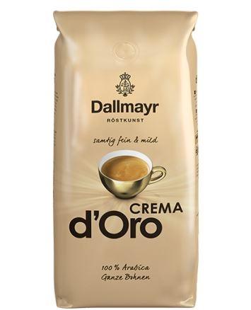 DALLMAYR Crema D'oro Cafea Boabe 1kg [0]