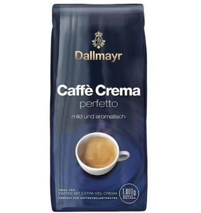 DALLMAYR Crema Perfetto Cafea Boabe 1kg [0]