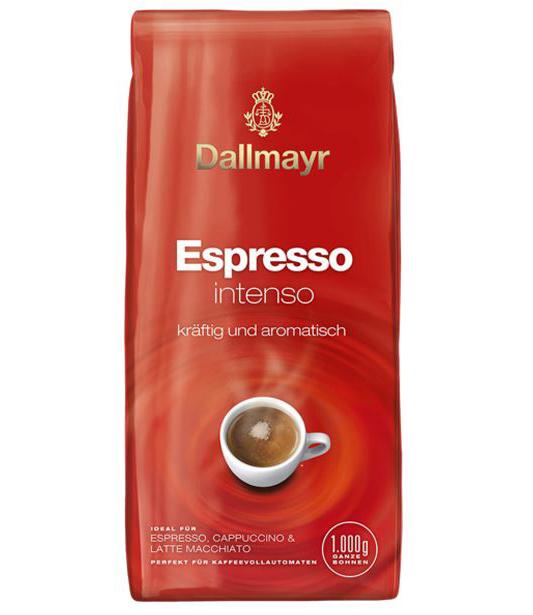 DALLMAYR Espresso Intenso Cafea Boabe 1kg [0]