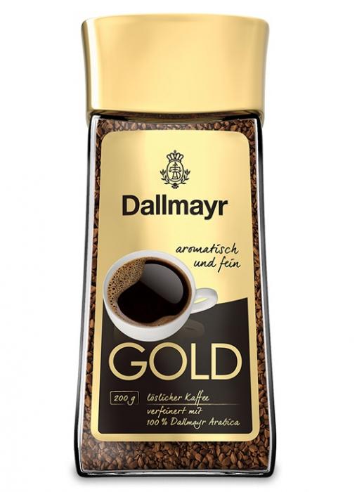 DALLMAYR Gold Cafea Instant 100g [0]