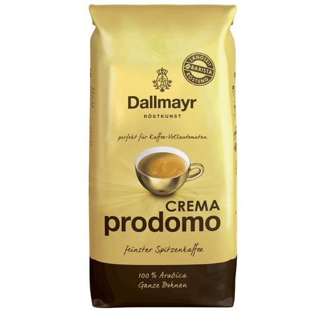 DALLMAYR Prodomo Crema Cafea Boabe 1kg [0]