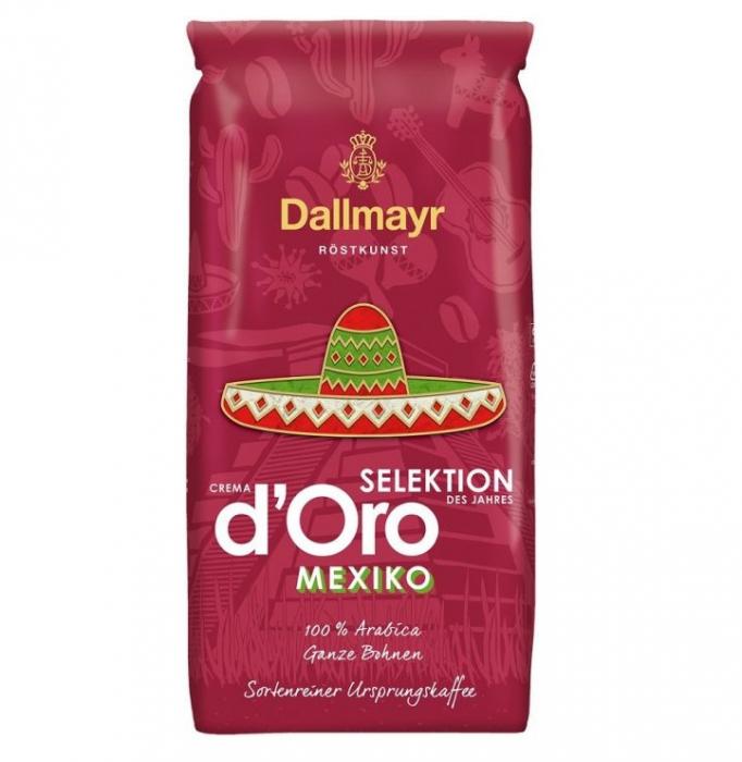 DALLMAYR Selection Crema Mexico Cafea Boabe 1kg [0]