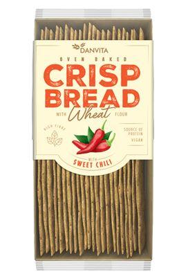 DANVITA Pâine Crocantă din Făină de Grâu cu Chili 130g [0]
