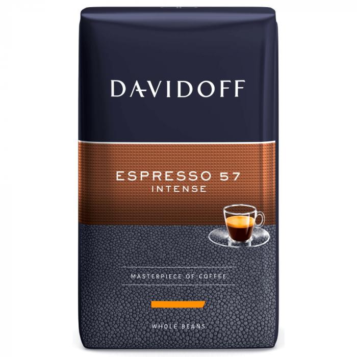 DAVIDOFF Espresso 57 Intense Cafea Boabe 500g [0]