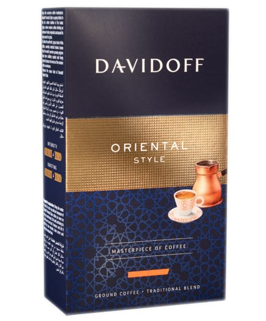 DAVIDOFF Oriental Style Cafea Macinata 250g [0]