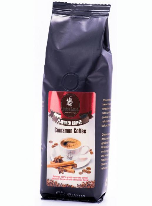 DOLCE BACIO Scortisoara Cafea Macinata 200g [0]