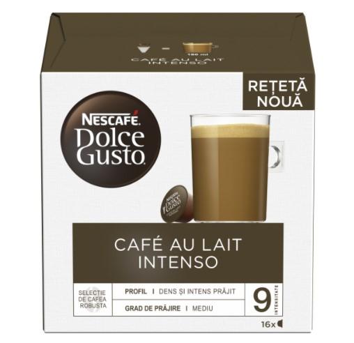 NESCAFE Cafe Au Lait Intenso Capsule Dolce Gusto 16buc 160g [0]