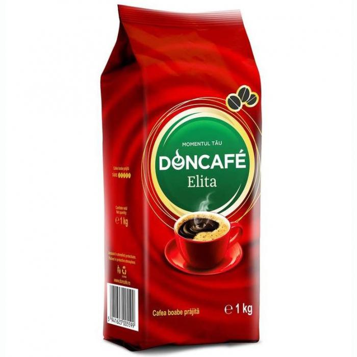 DONCAFE Elita Cafea Boabe 1Kg [0]